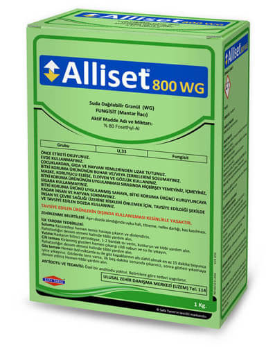 ALLİSET 800 WG
