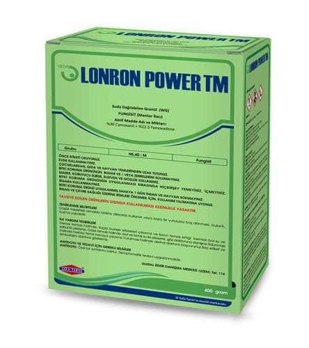 LONRON POWER TM