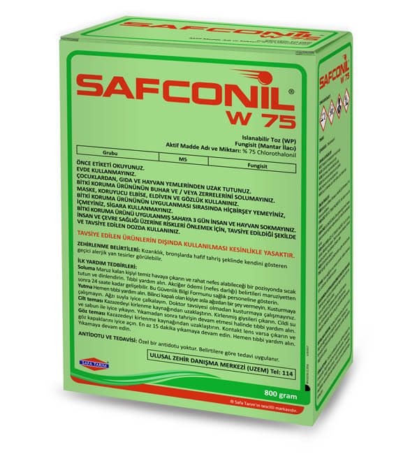 SAFCONİL W 75
